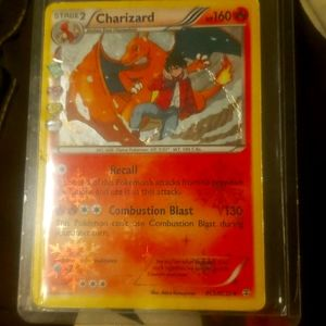 Charizard rc5/rc32 Holo Radiant Collection Pokemon